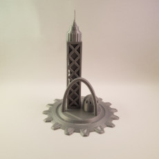 Picture of print of ProtoCity Hubs