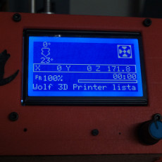 Picture of print of Creality Ender-4 Upgrade to 12864 Graphic Display