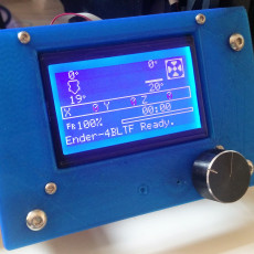 Creality Ender-4 Upgrade to 12864 Graphic Display