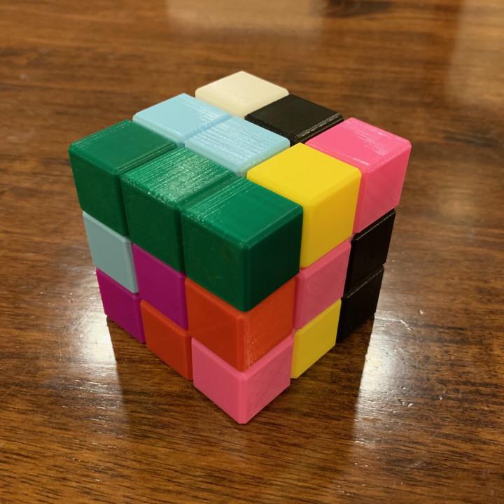Rubik's Bricks