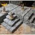 Fantasy Wargame Terrain - Temple/Dias Blocks image