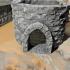 Fantasy Wargame Terrain - Modular Stone Tower image