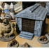 Fantasy Wargame Terrain - Runic Crypt image
