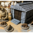 Fantasy Wargame Terrain - Runic Crypt image