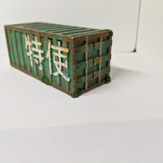 Picture of print of Gaslands - Shipping Containers This print has been uploaded by Anakin hessler