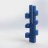 modular 4 ways polypanels joint image