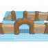 Star Wars Legion Terrain - Desert Fence/Wall image
