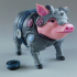 Sir Pigglesby (a most noble piggy bank) image