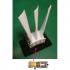 Jet Engine Component; Fan, Metal Blade, Pin/Rivet type image