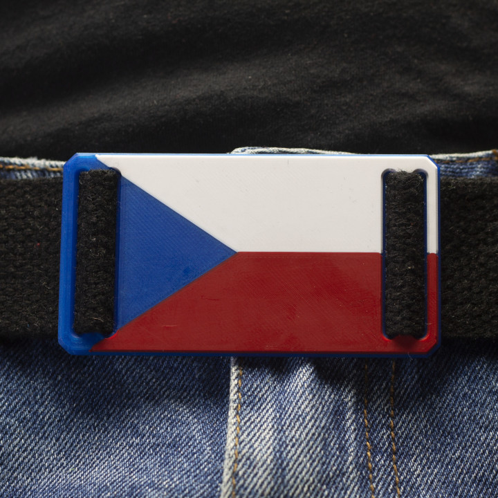 The Belt Buckle - Czech Republic