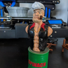 Picture of print of Popeye The Sailor Man