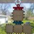 Polypanels Quarter Suction Cup Hanger image
