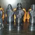 Star Wars Chess Set Revised print image