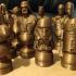 Star Wars Chess Set Revised image
