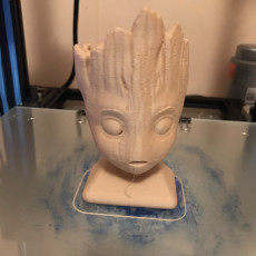Picture of print of Baby groot planter