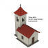 Village Belfry (for Model Railway and Scenery; H0) image