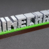 Minecraft 3D logo image