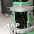 Snap-fit pencil pot image