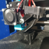 E3D v6 zero offset mount and duct for monoprice mini / Primacreator p120 image