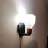Octagonal Wall Lamp image