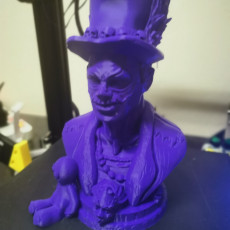 Picture of print of Voodoo Priest