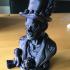 Voodoo Priest print image