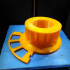 TB-Filament-Spool printable on small printbeds image
