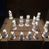 Column Chess Set image