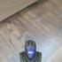 Thanos Bust From Avengers: Endgame print image