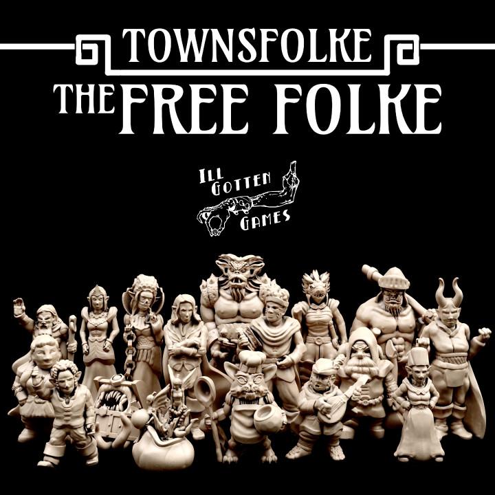 Townsfolke: The Free Folke