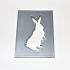 Bunny Stencil #1 image