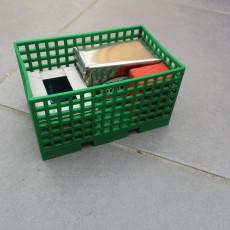 1/10 scale crate