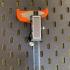 Ikea Skadis caliper mount image