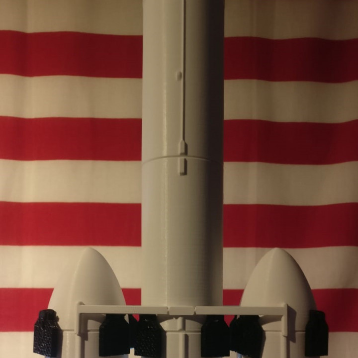 Falcon Heavy upgrade (for Antinafrica's Falcon 9)