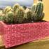 Pot en briques / Brick pot image