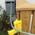 Garden Hose Roller Guide image