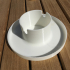 spill proof cup holder image