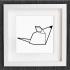 cuadro de un ratón image