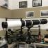3D Printed Telescope image