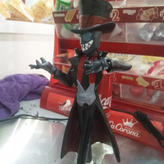 Picture of print of Black Hat (Villainous) Fanfigure