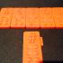 Vocales con tilde - Braille + # image
