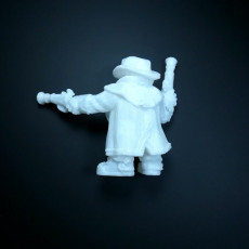 Picture of print of Gunslinger dwarf