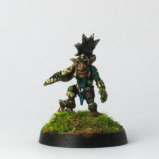 Picture of print of Goblin slaughterer