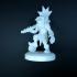 Goblin slaughterer print image