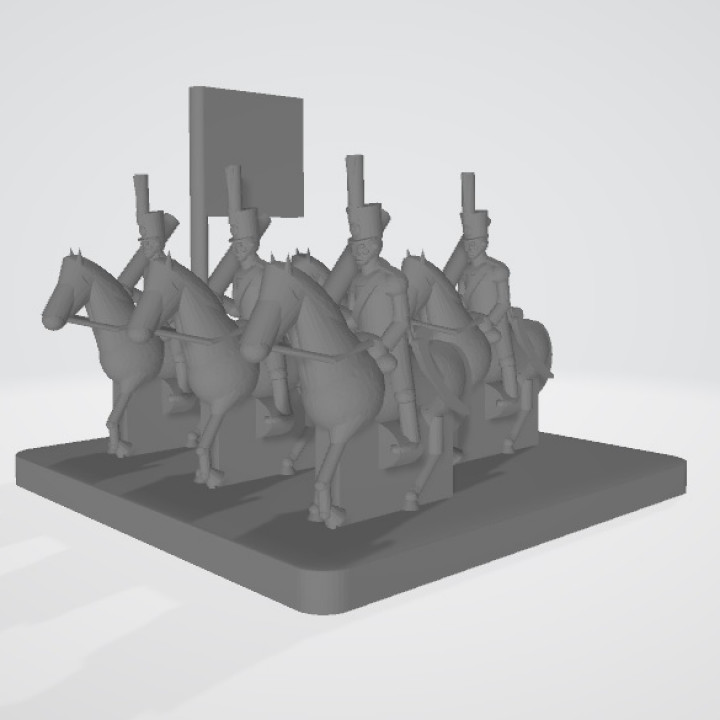 Cavalry pack - Black Powder Age - Epic History Battle