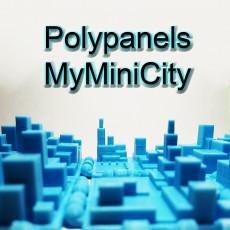 Polypanels // MyMiniCity