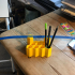 Honeycomb Pen Holder image