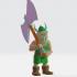 Gilius Thunderhead from golden AXE image