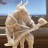 Minotaur - D&D Miniature image