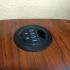 Grommet Desk-Fit adapter image